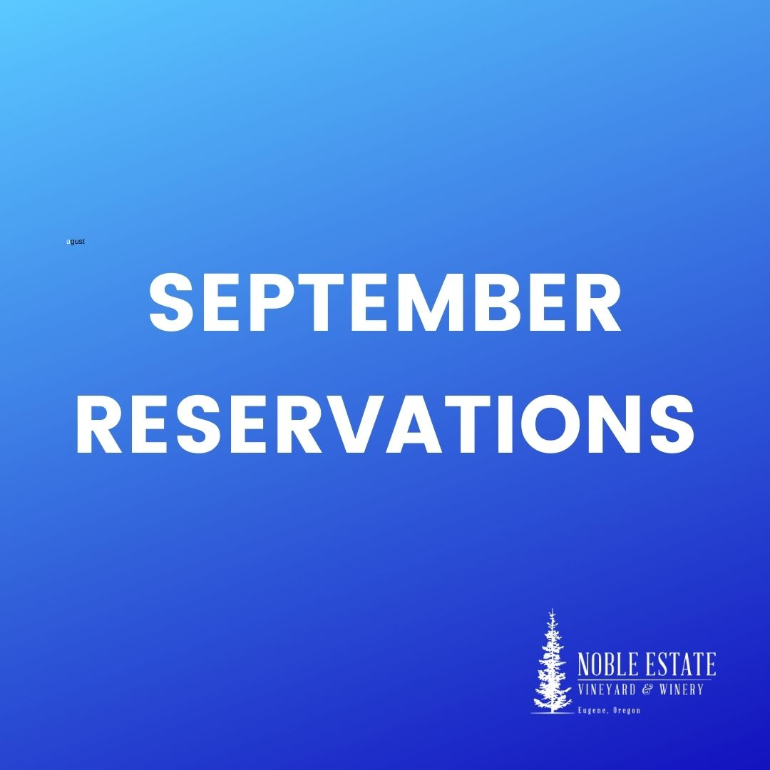 September Reservation at Noble Estate Urban MAIN
