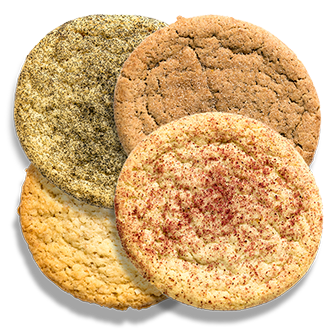 Sweet Assortment Vegan Cookies THUMBNAIL