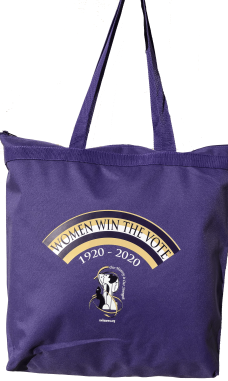 2020 Centennial Zipper Tote Bag THUMBNAIL