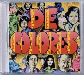 Cd:De Colores +Words