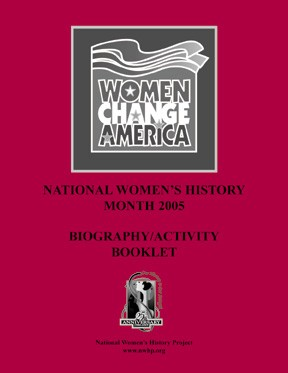 Women Change America Bio\Activity