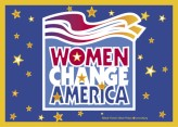 Women Change America Placemats (limited quantity)