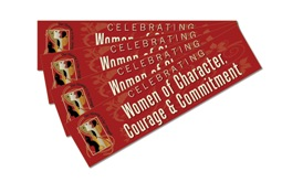 Celebrating Women of Character, Courage & Commitment Bookmarks (25) MAIN