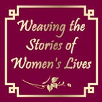 Weaving the Stories of Women's Lives Stickers