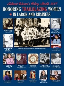 Honoring Trailblazing Women in Labor and Business MAIN