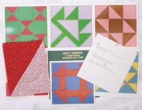 Quilting Making Kit Teaching Resource THUMBNAIL