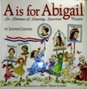 A is for Abigail THUMBNAIL