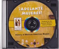 Adelante Mujeres English Version DVD and Guide