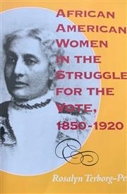African American Women in the Struggle for the Vote 1850-1920 THUMBNAIL