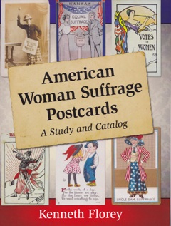 American Suffrage Postcards Book THUMBNAIL