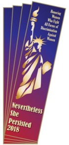 Nevertheless She Persisted  Bookmarks (25)