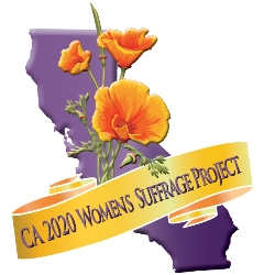 Honoring California Suffragist