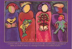Holiday Guardian Card