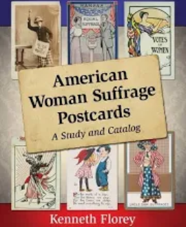 American Suffrage Postcards Book_THUMBNAIL