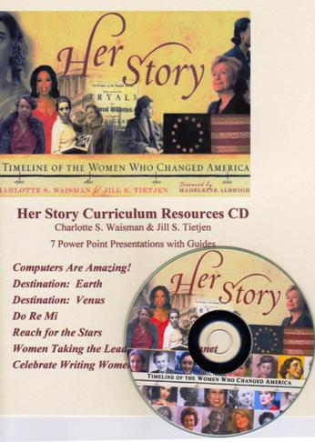 Her Story  7 Power Point and Curriculum CD