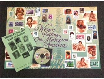 Women Putting Our Stamp on America  Instructional Kit