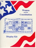 Women and the Constitution Display Kit