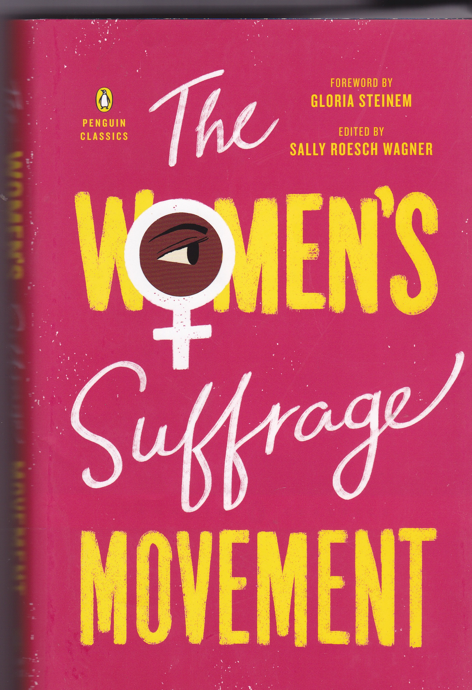 The Woman Suffrage Movement Book THUMBNAIL