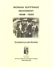 Woman Suffrage Movement Curriculum Guide THUMBNAIL
