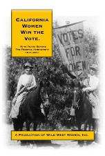 California Women Win the Vote  DVD MAIN