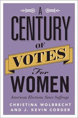 Virtual Book Club, Session 5: Century of Vote for Women with author, Cristina Wolbrecht LARGE