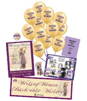 Celebrating Women & Democracy Kit