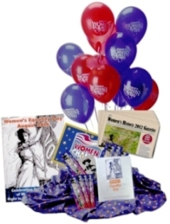 Women's Equality Day Program Kit with DVD (limited quantity)_THUMBNAIL