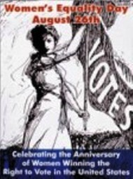 Women's Equality Day Poster