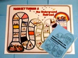 Harriet Tubman Board Game and Activity Guide