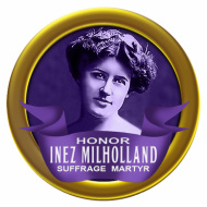 Inez Milholland Stickers MAIN