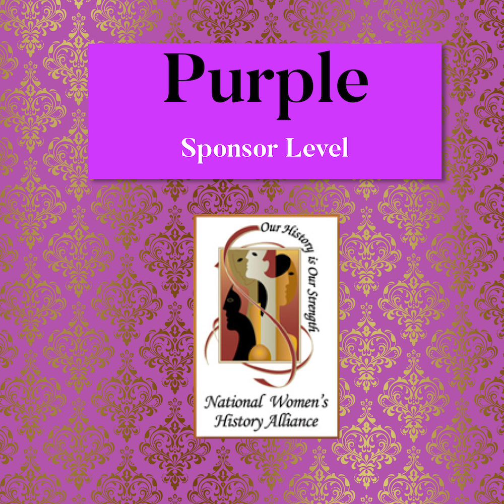 2020 Sponsor Level: Purple LARGE