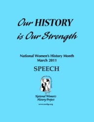 Our History is Our Strength Speech