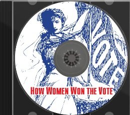 How Women Won the Vote PowerPoint THUMBNAIL