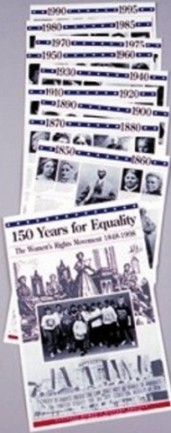 150 Years/Equality Timeline