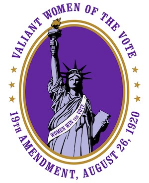 2020 Valiant Women of the Vote E-logo LARGE