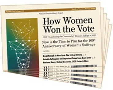 How Women Won the Vote Gazette