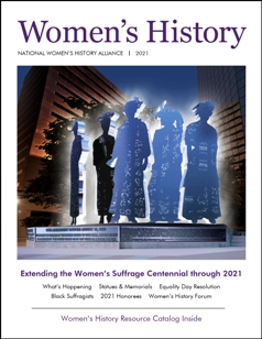 NWHA  Women's History Magazine (single copies) MAIN