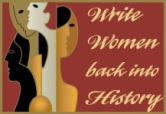 Write Women Back into History Stickers THUMBNAIL