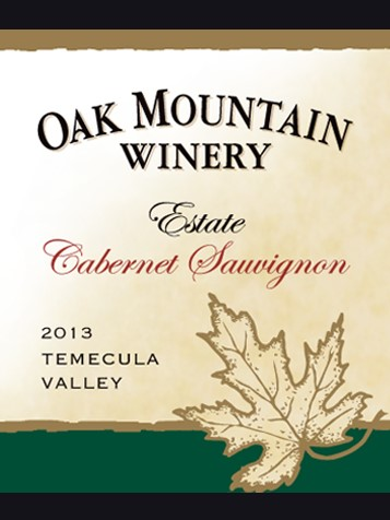2013 Oak Mountain Cabernet Sauvignon