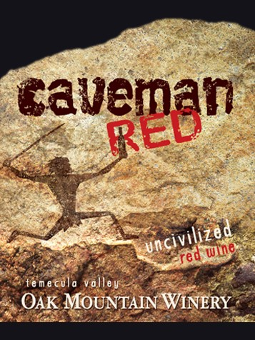 2013 Oak Mountain Caveman Red