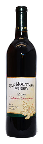 2013 Oak Mountain Cabernet Sauvignon THUMBNAIL