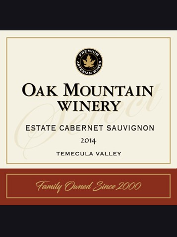 2014 Oak Mountain Cabernet Sauvignon