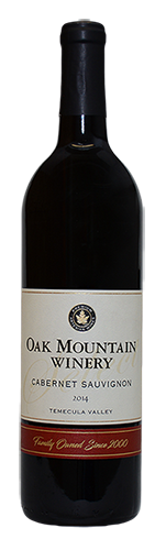 2014 Oak Mountain Cabernet Sauvignon MAIN