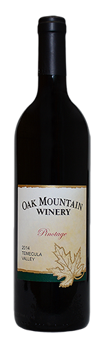 2015 Oak Mountain Pinotage