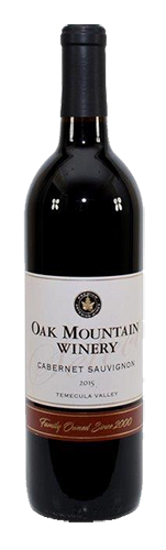 2015 Oak Mountain Cabernet Sauvignon THUMBNAIL