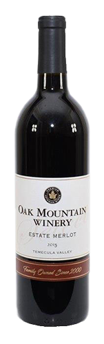 2015 Oak Mountain Merlot THUMBNAIL