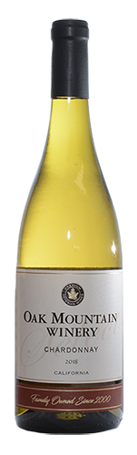 2018 Oak Mountain Chardonnay