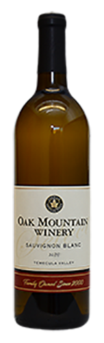 2020 Oak Mountain Sauvignon Blanc MAIN