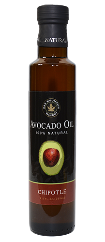 Oak Mountain Chipotle Avocado Oil THUMBNAIL