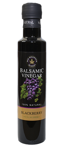 Oak Mountain Blackberry Balsamic Vinegar THUMBNAIL